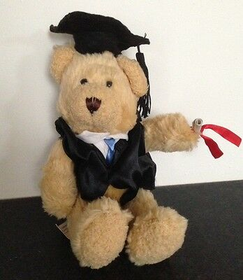 Collectable The Teddy Bear Collection Graham the Graduate