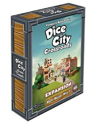 Dice City: Crossroads Expansion