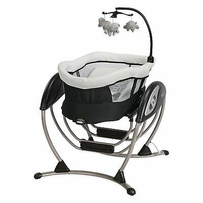 Graco® DreamGlider™ Gliding Seat & Sleeper in Sutton™  **OPEN BOX**FREE SHIPPING
