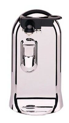 Kenwood 3-in-1 Can Opener with Knife Sharpener and Bottle Opener, 40 W - Chrome