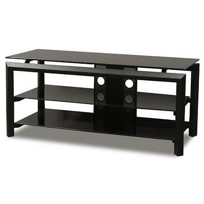 "TechCraft 44"""" Wide TV Stand Black"