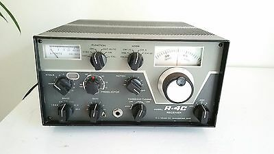 DRAKE R-4C HF Amateur Shortwave Radio Receiver C MY OTHER HAM RADIO GEAR EBAY
