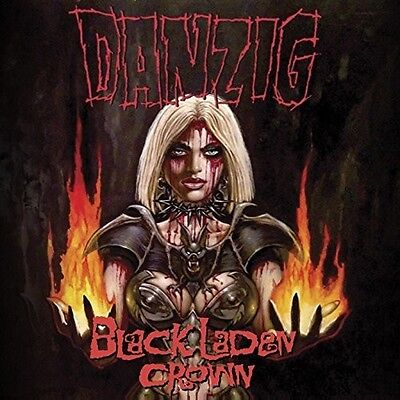 Black Laden Crown - Danzig (2017, Vinyl NEU)