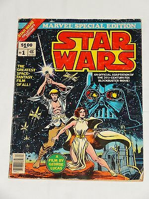 Marvel Special Edition STAR WARS Treasury #1A by Marvel (1977) Stan Lee