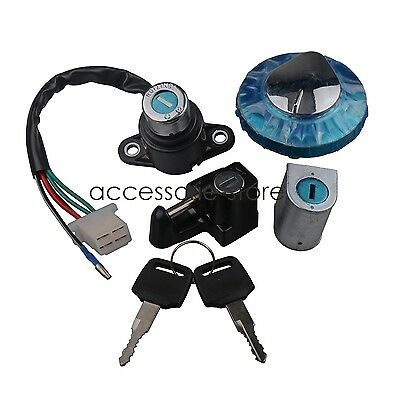 Ignition Switch Lock x2 keys For Honda CMX250 Rebel 1985-1990 1991-2015
