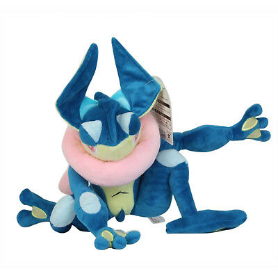 Pokemon Center 12 inch Greninja Plush Toy Gekoga Stuffed Animal Doll US Shipping