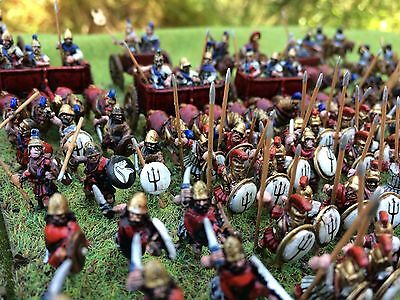 15Mm Ancient Early Carthaginian Army Fully Painted Free Shipping In Us!!
