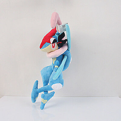 Pokemon Center Toy Greninja Gekoga Stuffed Animals Plush Doll 12 inch Gift
