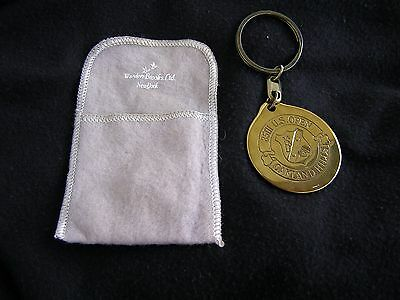 Vintage Oakland Hills 85Th Us Open Golf Key Chain