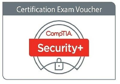 CompTIA Security+  Voucher  EARLY EXPIRY EXPIRES 7/21/2017 US-CANADA SY0-401