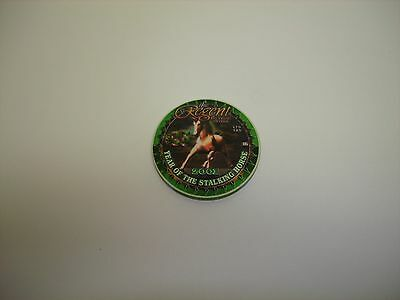 The Regent Hotel Casino LV  NV NV  Year of the Stalking Horse   $25 Casino Chip