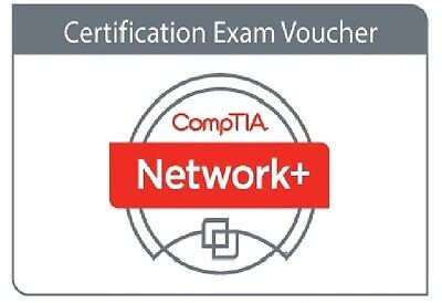 CompTIA Network+ Voucher N10-006 EARLY EXPIRY EXPIRES 7/21/2017 US-CANADA