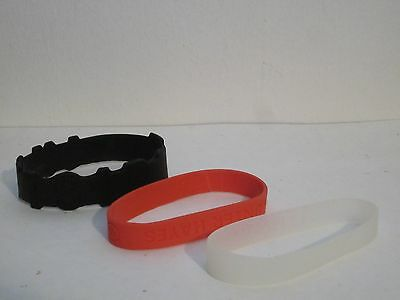 Hunter Hayes Invisible Wristband 3-pack, country, #IAMNOTINVISIBLE #HunterHayes