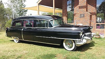 1955 Cadillac Meteor Hearse  Cadillac Meteor Hearse 1955 25000 mile Original Vehicle