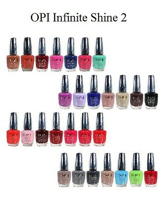 HOT Arrival OPI Infinite Shine 2 Nail Lacquer Polishes For Manicure 0.5oz / 15ml