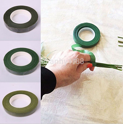 New Florist Floral Stem Garland Tapes Artificial Flower Stamen Wrap Decor DIY AU