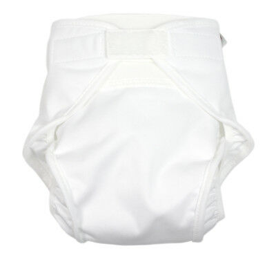 Soft Nappy Cover with Improved Velcro Fastening