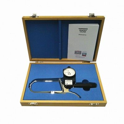 Harpenden Skinfold Caliper kit with software