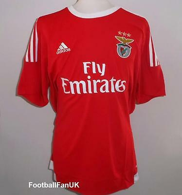 BENFICA Adidas Home Shirt 2015/16 NEW XL,XXL Soccer Jersey Camisola SLB