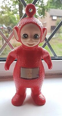 Teletubbies Tickle & Glow Po Figure new minus packaging