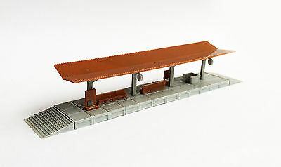 Outland Models Train Railway Layout Connectable Passenger Platform N Scale 1:160