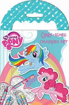 My Little Pony Colouring Book 48 Pages Childrens Activity Stocking
