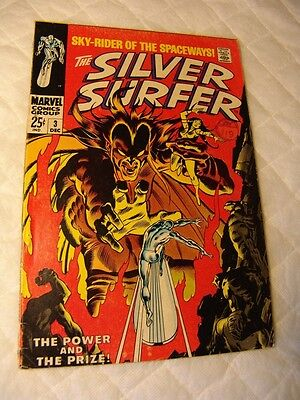 Silver Surfer 3 (1st series)