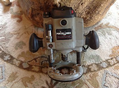 Porter Cable Model 7529 Heavy Duty Variable Speed Plunge Router