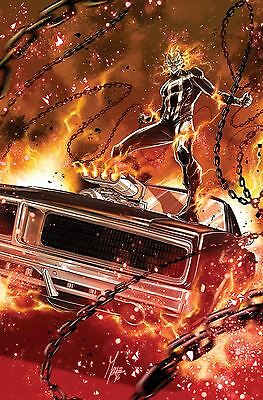 Now Ghost Rider #1 () Marvel Comics Comic Book