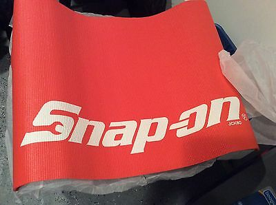 Snap on tools non slip fender, door, car cover 26x36 snap-on Orange snap on tool