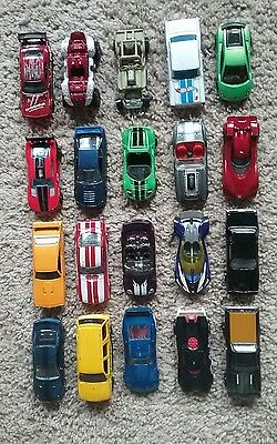 Lot of 20 Loose 1/64 Diecast Cars Toys - All Hot Wheels - Vintage, Some RARE!