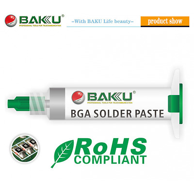 Pate à souder BAKU-6351 BGA ic Solder flux Paste dispenser BAKU TOOLS Outils Pro