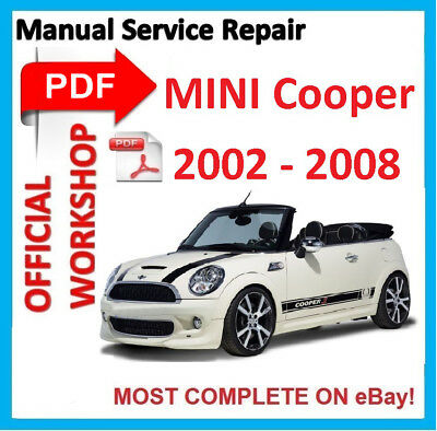 official workshop manual service repair for mini cooper s rh picclick co uk R55 Mini Cooper R55 Mini Cooper