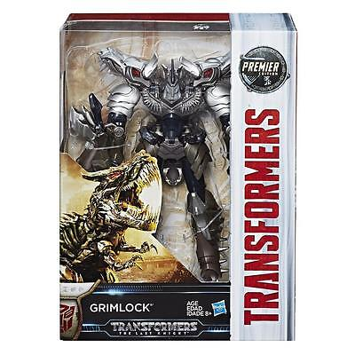 New Transformers:the Last Knight Premier Edition Voyager Class Grimlock C1333