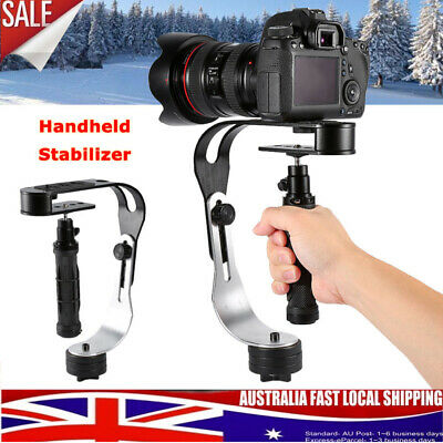 Hot Handheld Stabilizer Steadicam Steadycam For DV Video DSLR GoPro Camera Black