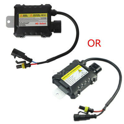 Car H7 H1 DC Electronic 55W Light Ultra Slim Ballast Xenon HID For All Bulbs