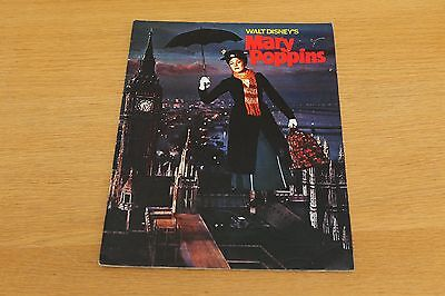 Film / Movie Souvenir Programme - Mary Poppins - Published by Sackville Smeets