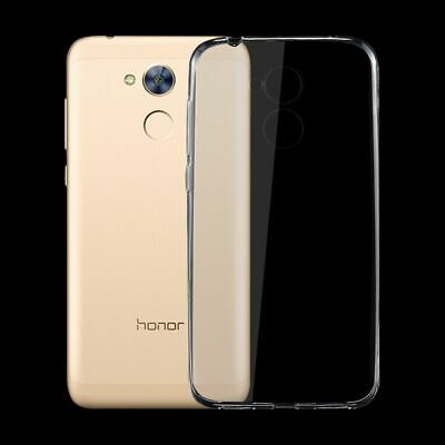 Silikoncase Transparent 0,3 mm Ultradünn Hülle für Huawei Honor 6A Tasche Cover