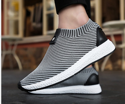 2017 Fashion Men's Breathable Sneakers Casual Shoes Running Shoes  Sports Shoes