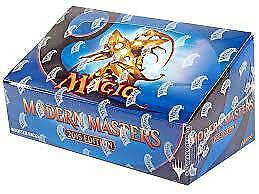 New Wizards of the Coast Modern Masters 2015 sealed box- Magic the Gathering