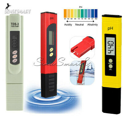 Digital PH LCD Tester Meter/TDS Lab/PH Test paper for Aquarium Pool Hydroponic