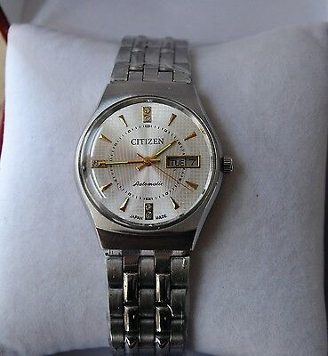 Reloj Vintage Citizen Automatic Caballero 8200A Japan Men's  Watch