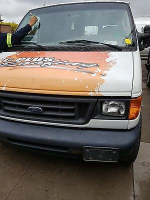 Engine Assembly FORD VAN E250 07