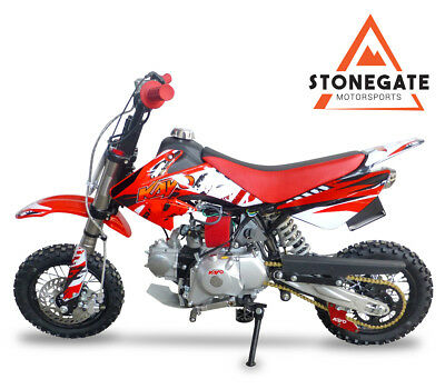 110Cc Dirt Bike Ttr Semi Auto Removable Silencer Muffler Brisbane Qld