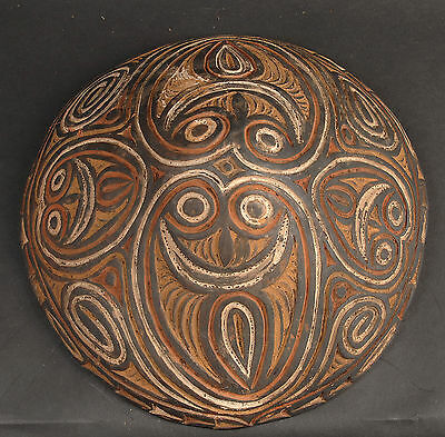 Sago Serving Clay Bowl  Sawos Region North Of The Sepik River Papua New Guinea