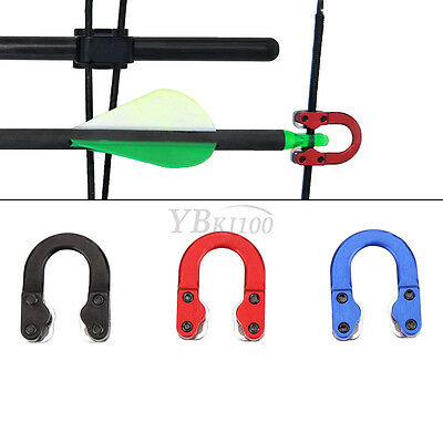 Increase Speed Arrow Shooting Ulimate Hunting Loop Metal D Ring for Compound Bow