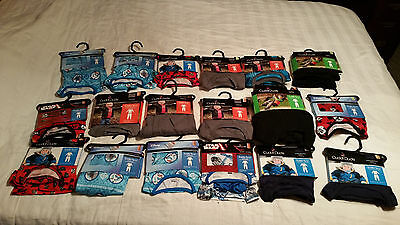 NWT Boys Cuddl Duds Size 2T/3T 4T Fleece Thermal Polyester 2 piece children's