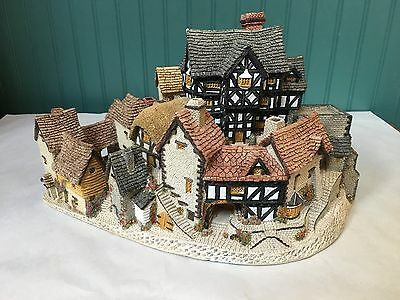 The Village (Complete) By David Winter Cottages 1981