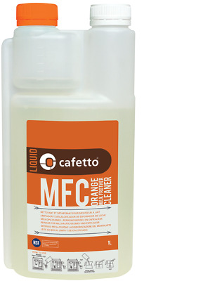 8 x 1.5g Cafetto @ home Eco Espresso Machine Cleaning Tablets Registered Organic