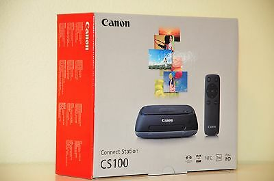 Canon Connect Station CS100 1TB Network Attached Storage (9899B002) - Brand New